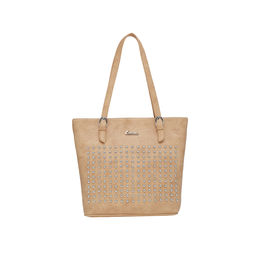 ESBEDA LADIES HANDBAG NH18092017,  beige