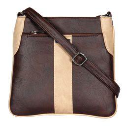 ESBEDA LADIES SLING BAG MS311016,  brown