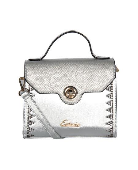 ESBEDA Solid Pattern Fontanelli Glitter handbag For Womens,  maroon