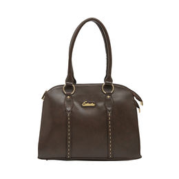 ESBEDA HANDBAG MO17062017,  dark brown