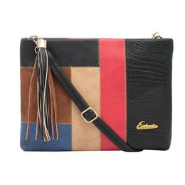 ESBEDA LADIES SLING BAG MS130517,  black