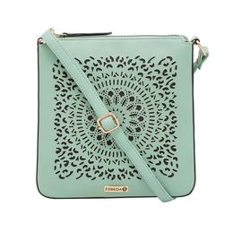 ESBEDA LADIES SLING BAG ME100517,  pista green