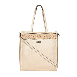 ESBEDA Big Size Sugar sparkle handbag For Women,  cream
