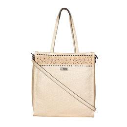 ESBEDA Big Size Sugar sparkle handbag For Women,  cream