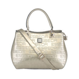 Ladies Handbag D1847,  pale gold