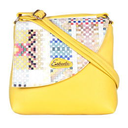 ESBEDA LADIES SLING BAG MS061016,  yellow