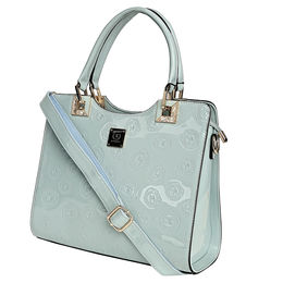Esbeda Ladies Shoulder bag D1517,  light blue