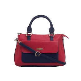 ESBEDA LADIES HANDBAG AS02122017,  red-black