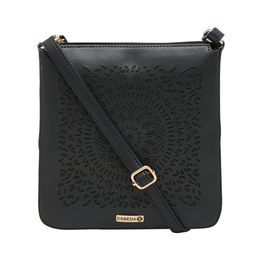ESBEDA LADIES SLING BAG ME100517,  black