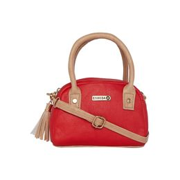 ESBEDA LADIES SLINGBAG A00100049-5,  red-beige