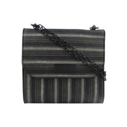 ESBEDA LADIES SLING BAG EB-001,  dark multi line