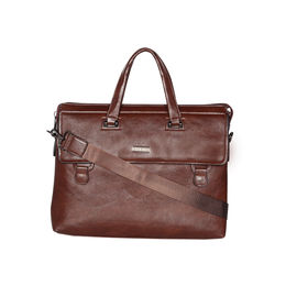 ESBEDA Regular Size Cinnamon Laptop bag For Men,  coffee