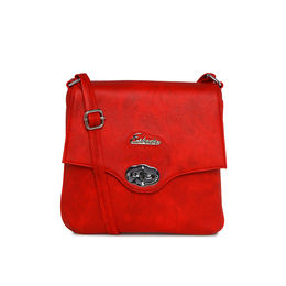 ESBEDA LADIES SLING BAG SA21082016,  red