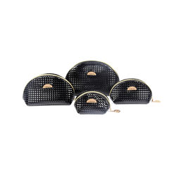 ESBEDA Small Size 4 Pcs Square Kit For Women,  black