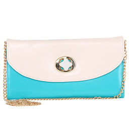 ESBEDA Ladies Clutch 8648,  green
