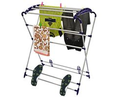 CiplaPlast Cloth Dryer Stand - Mini Oyster