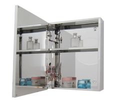 CiplaPlast Flora Stainless Steel Bathroom Cabinet