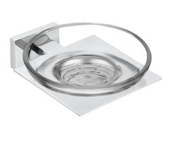 Regis Bathroom Soap Dish / Soap Holder Stainless Steel - Kozy Series