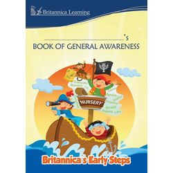 Britannica s Early Steps- Book of General Awareness- Nursery- Paperback