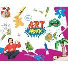 Art Attack- Art And Craft- Grade 5 (Paperback)
