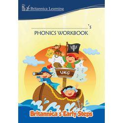 Britannica s Early Steps- Phonics Workbook- UKG- Paperback