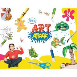 Art Attack- Art And Craft- Grade 8 (Paperback)