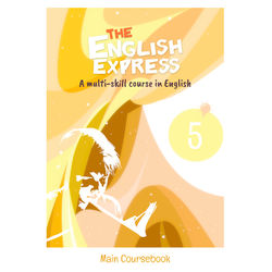 The English Express Course Book 5 (Paperback)