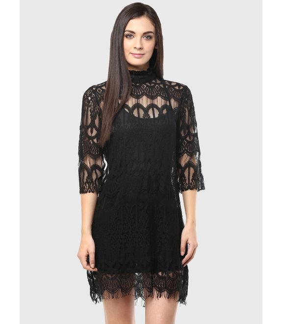 Remanika Dress, s,  black