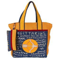 The Jute Shop So Sagittarius Bag