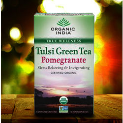 Organic India Tulsi Pomegranate 18 TB