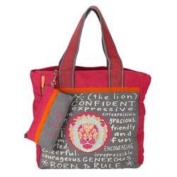 The Jute Shop Lets Lion Bag