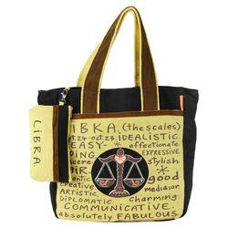 The Jute Shop Idealistic Libran Bag