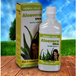 Herbal Hills Aloe Vera Ultra Juice, 500 ml