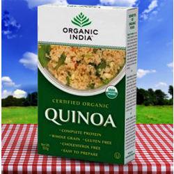 Organic India Quinoa, 500 gm