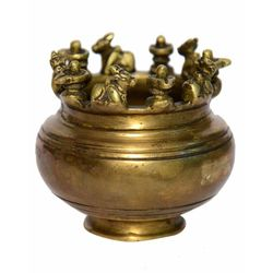 VYOM SHOP POT WITH SHIVLING & NANDI
