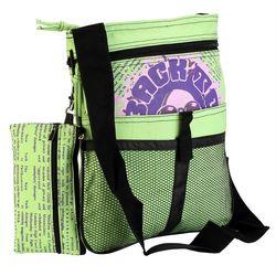 The Jute Shop Green magic Bag
