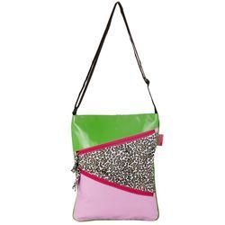 The Jute Shop Tri colour magic Bag