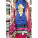Mamta - 1120MT19WEKE - Kora Silk Suit