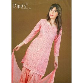 COTTON PRINTED DIPTI SHIPRA SUIT - DI04TMHK