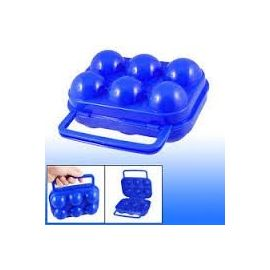 1 Unit 6 Egg Storage Plastic Box pack of 2