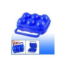 1 Unit 6 Egg Storage Plastic Box pack of 2