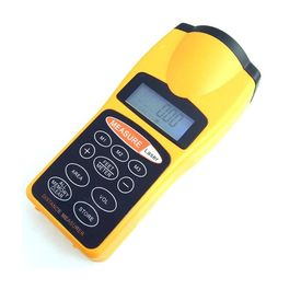 YUZUKI Ultrasonic Distance Measurer Laser Point ( 60 Feet / 18 meters)