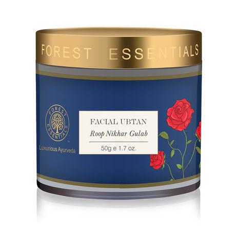 Forest Essentials Roop Nikhar Facial Ubtan