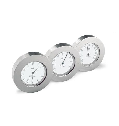Philippi Trio Weather Station With Clock
