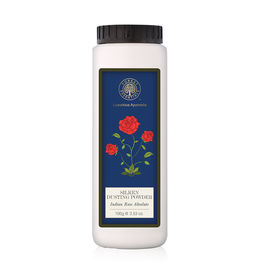 Forest Essentials Indian Rose Dusting Powder