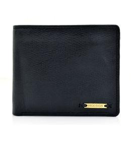 Hidesign Men L107 Ranch Wallet,  black