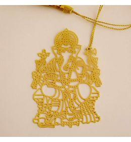 Anand Prakash Ganesha Intricate Bookmark