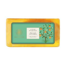 Forest Essentials Lemongrass Sugar Soap