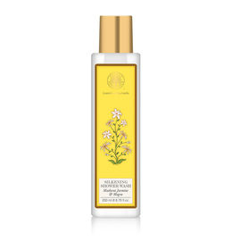 Forest Essentials Madurai Jasmine Silkening Shower