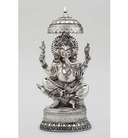 Shaze Chatar Ganesha Idol